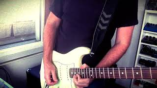 Vasco Rossi - Gli Angeli (Michael Landau Guitar Solo Cover)