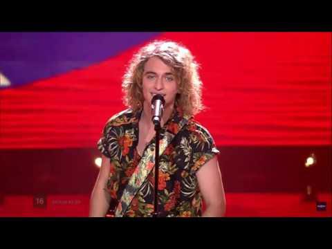 Gallo   Manel Navarro FAIL   España Spain   Eurovision 2017