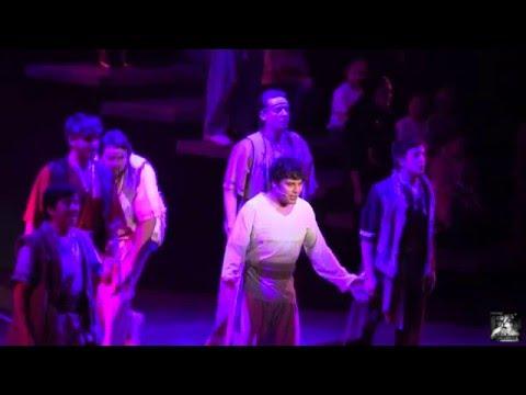 Joe McElderry  - Any Dream Will Do - Billingham - Joseph & The Amazing Technicolour Dreamcoat
