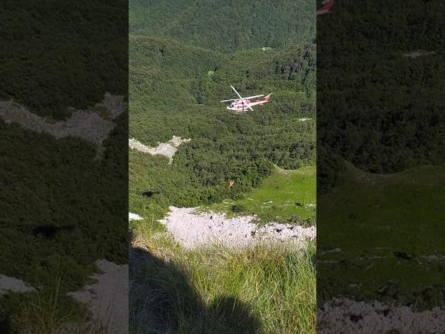 Uomo muore durante escursione sul monte Elefante nel reatino