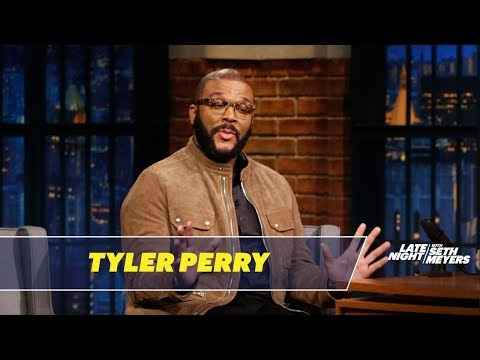 Tyler Perry Got Way Too High Off a Weed Drink