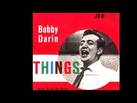 Bobby Darin Things Hd Youtube