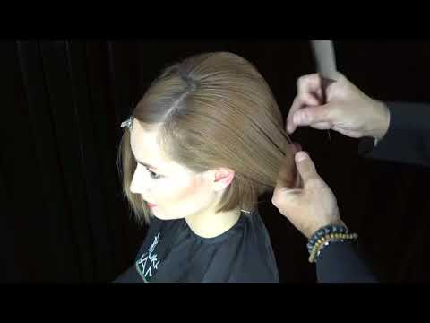 Hairstyle for Short Bob Haircut