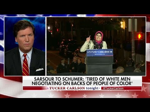 Linda Sarsour to Chuck Schumer: 'I'm Tired of White Men Negotiating on the Backs of People of Color'