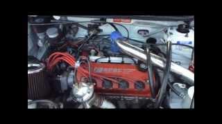 200kw Honda HR-V Turbo d16 civic turbo, worlds most powerful hrv turbo