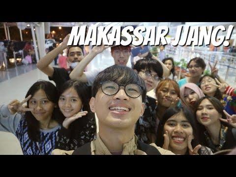 SALAH BELI TIKET PULANG! | Vlog Makassar 2 (yang satunya nyusul :D)