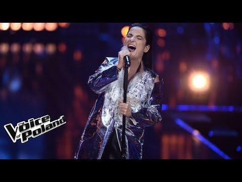 "Magdalena Krzemień - ""Sutra"" - Live Playoffs - The Voice of Poland 8"