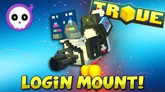 'FREE' TROVE THRONE OF GAMES LOGIN MOUNT! 💺 (PS4/Xbox One/PC)