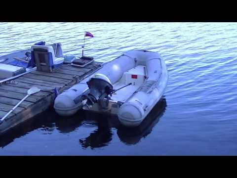 8 foot Caribe inflatable Boat