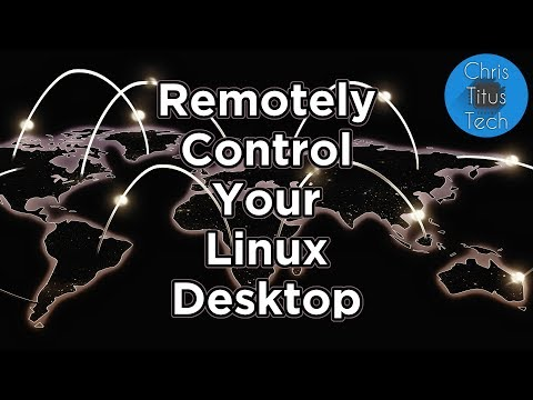 How To Setup Remote Access And Control Linux Remotely