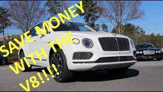Test Drive | Why the Bentley Bentayga V8 is better than the W12!!!