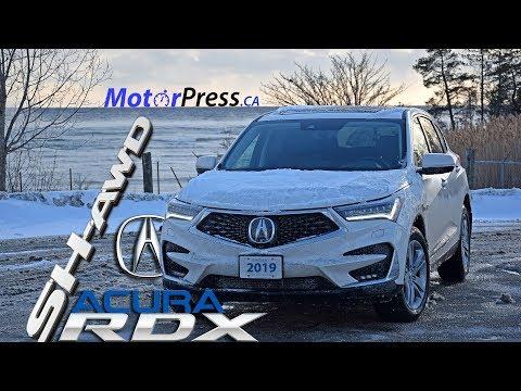 2019 Acura RDX Platinum Elite SH-AWD - Review