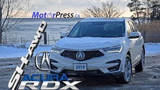 2019 Acura RDX Platinum Elite SH-AWD - Review