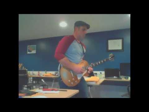 Dan Patterson A Blues Jam