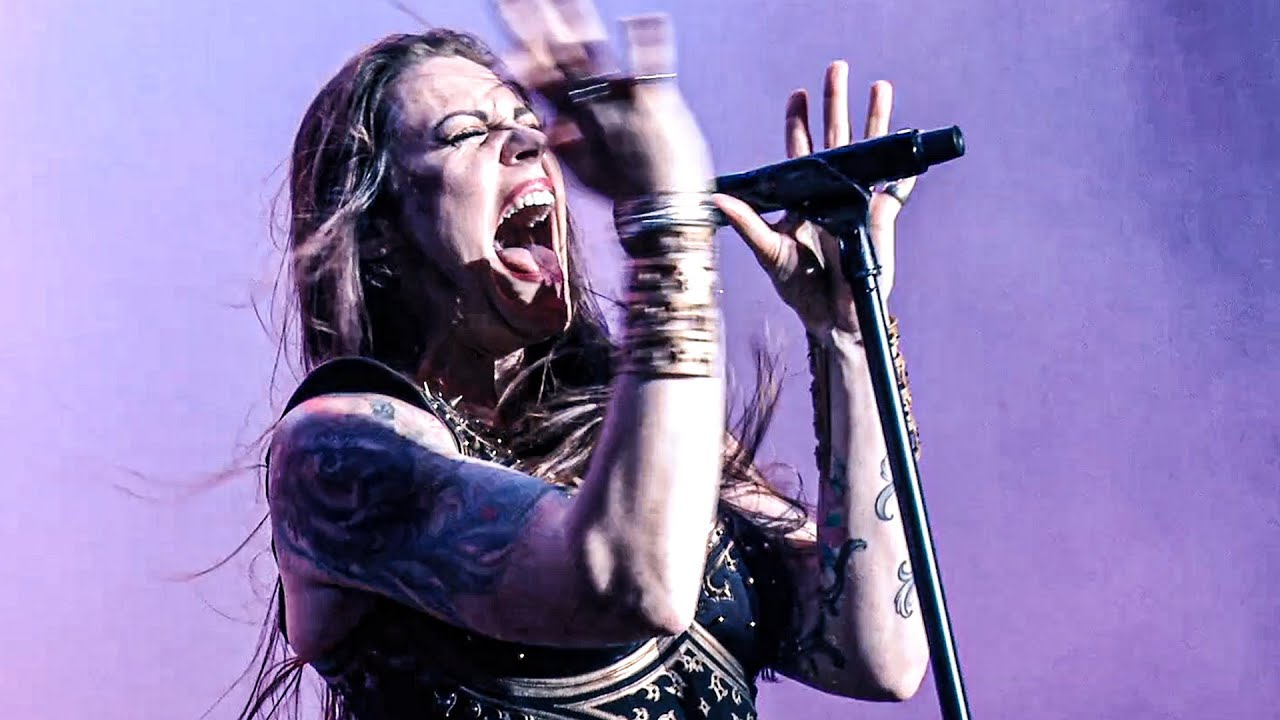 Nightwish — Slaying The Dreamer — Live In Buenos Aires (OFFICIAL LIVE VIDEO)