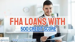FHA Buyers Who Have FICO Scores Less Than 580
