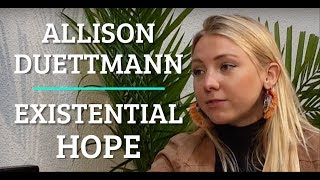 Simulation #46 Allison Duettmann - Existential Hope
