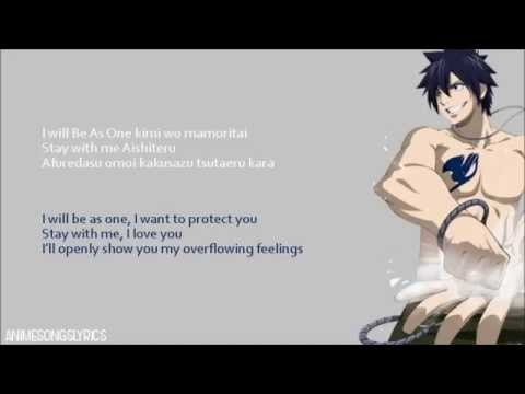 [FULL] Fairy Tail ED 6 -『Be As One』- Original/English