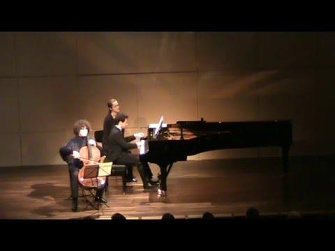 G. Lipkind / R. Zaslavsky · Schumann Märchenbilder (arr. Lipkind) · Brahms Sonate No. 2