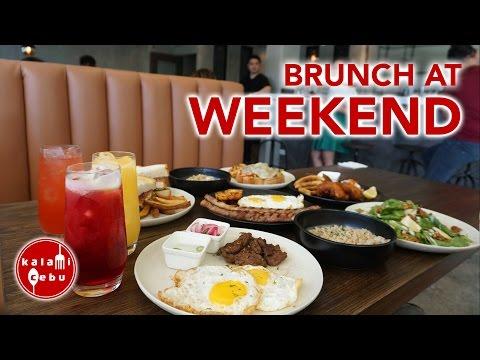 Cebu's Best New Restaurants 2017: Weekend Restaurant