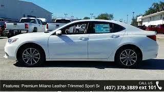 2018 Acura TLX 2.4L - Fountain Auto Mall - Orlando, FL 32809