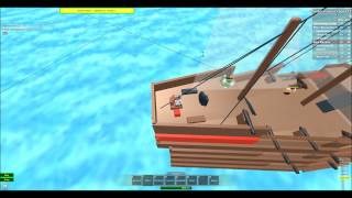 Let's Play ROBLOX #005 (Boat Wars)