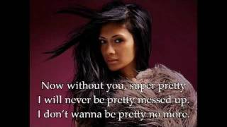Nicole Scherzinger - Pretty (Lyrics)