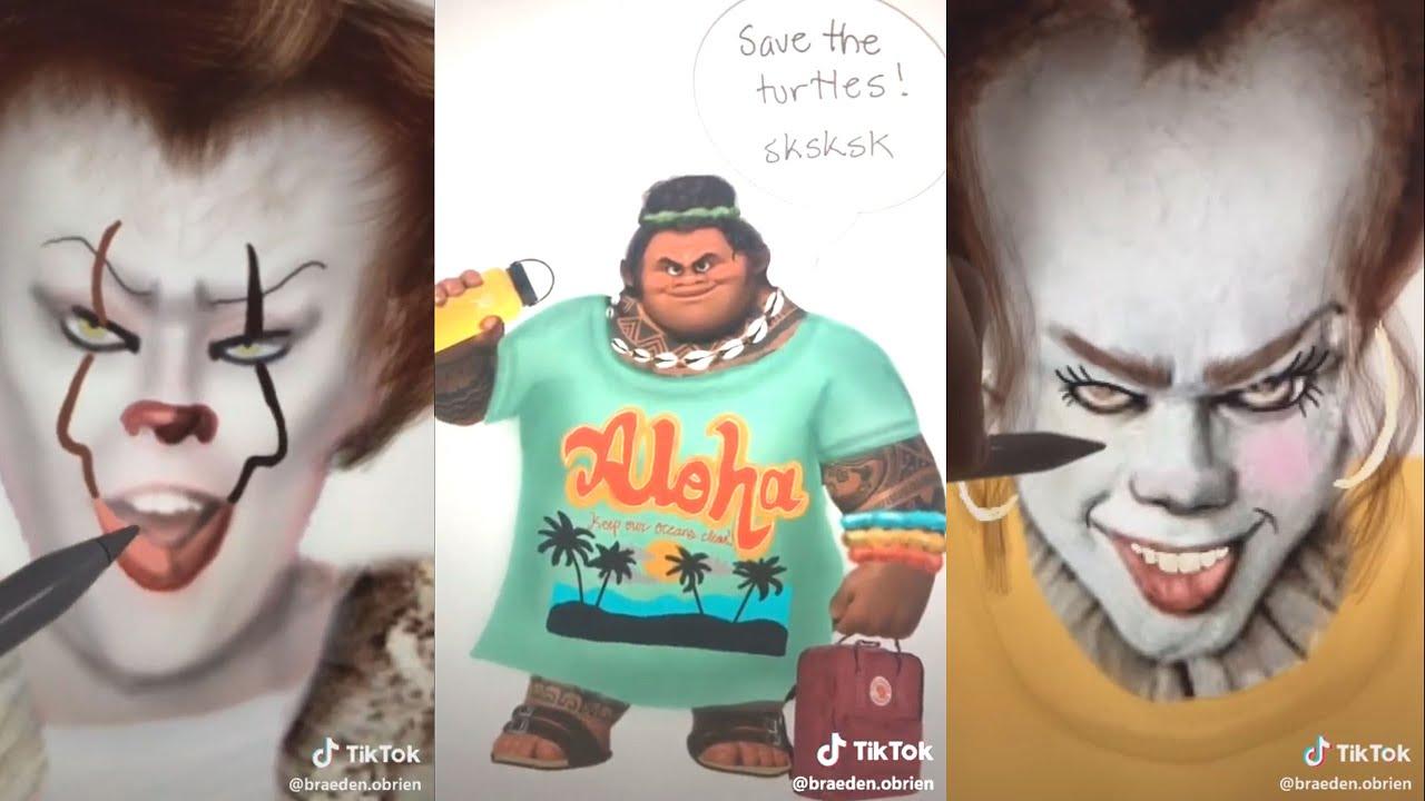 Tik Tok Memes Art Challenge That Will Make You Smile - Tik Tok Memes Art Challenge Vlog 1
