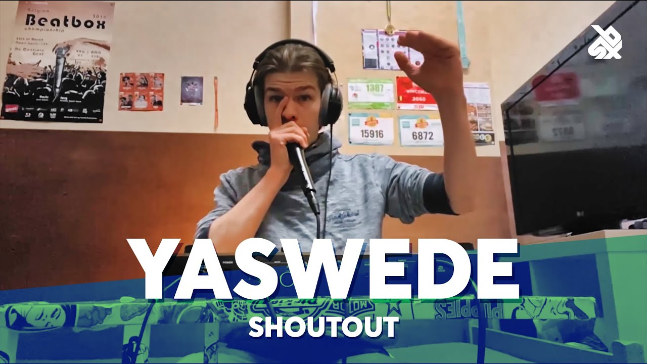 Download YASWEDE 🇧🇪 | This Track Proves