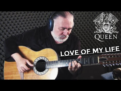 Queen | Love Of My Life | 12-String Fingerstyle Guitar