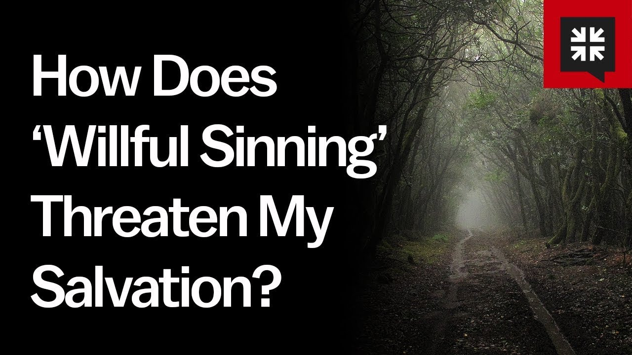 How Does 'Willful Sinning' Threaten My Salvation? // Ask Pastor John