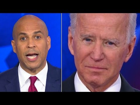 Cory Booker Makes a FOOL Out of Joe Biden for Antiquated Stance on Criminal Justice