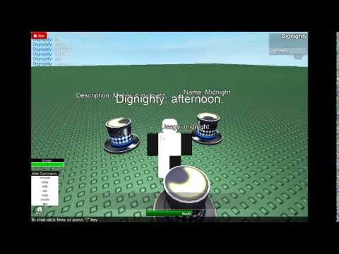 TopHat Tabs V1- CREATED BY DIGNIGHTY -ROBLOX - YouTube