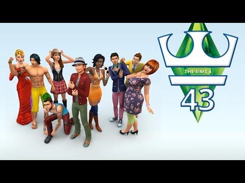 Jirka Hraje - The Sims 4 E43 - Šílenej víkend!