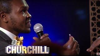 From Drugs to Love: Best Surprise Proposal by a Fan on Churchill Show!