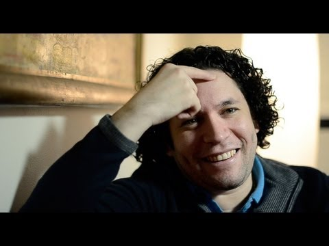 Gustavo Dudamel interview (english subtitles)