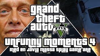 Grand Theft Auto 5 Online (PC) - Unfunny Moments med figgehn #4 - Splay Gaming Mayhem