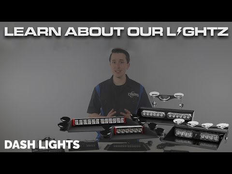 Learn About Our Lightz (Dash Lights)