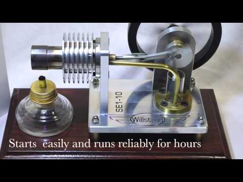 High Power Stirling Engine