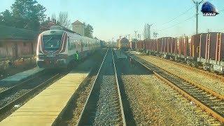Train Backview Valea lui Mihai-Carei @R6822-1 Debrecen-Carei-Satu Mare - 06 February 2019