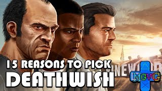 15 Reasons For Picking GTA 5 Deathwish Mission