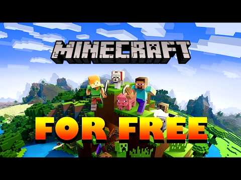 How To Get Minecraft For Free 2019 With Realms -  July