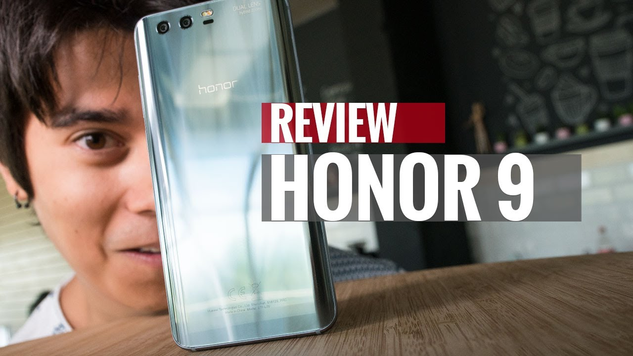 Honor 9 - Full phone specifications
