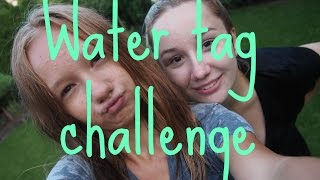 WATER TAG CHALLENGE| z Olą