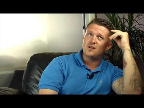 Tommy Robinson about his MP Gavin Sukar