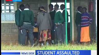 School guard assaults school girl who failed to pay fees