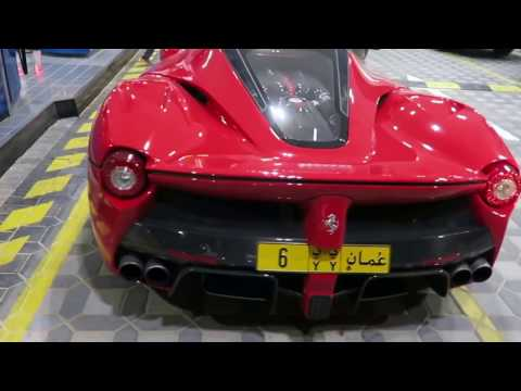 Rich People Of The Middle East- The Most Expensive Car Event In The World!! DUBAI