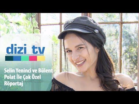 Bülent Polat Ve Selin Yeninci Ile çok Eğlenceli Bir Röportaj! - Dizi Tv 618. Bölüm