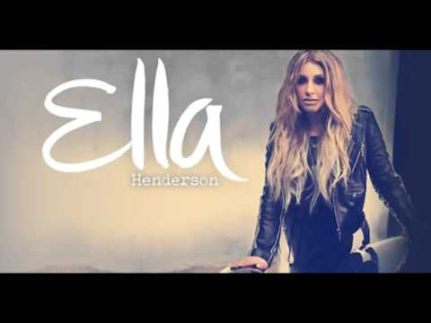 Ella Henderson lay down (karaoke with Lyrics)