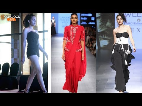 UNCUT - Hot Model's Ramp Walk @ Auditions of Lakme Fashion Week 2018 - Bollywood Live
